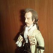 Куклы и игрушки ручной работы. Ярмарка Мастеров - ручная работа Тот самый Мюнхгаузен. Handmade.