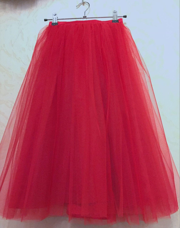Цена юбка из фатина