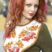 handmade. Livemaster - original item dresses: Ryabinka. Handmade.