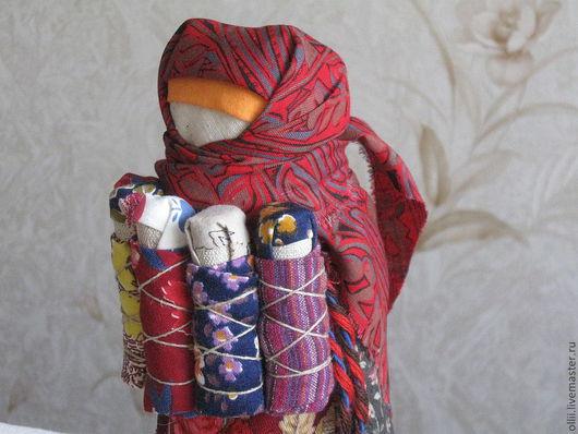 """Народные куклы ручной работы. Ярмарка Мастеров - ручная работа. Купить Народная кукла """"СемьЯ"""" (Московка). Handmade. Семья"""