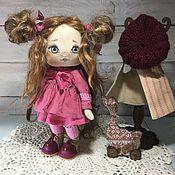 Коллекционная кукла Тася