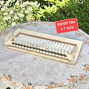 Материалы для творчества handmade. Livemaster - original item 18 string soap cutter from scratch. Handmade.