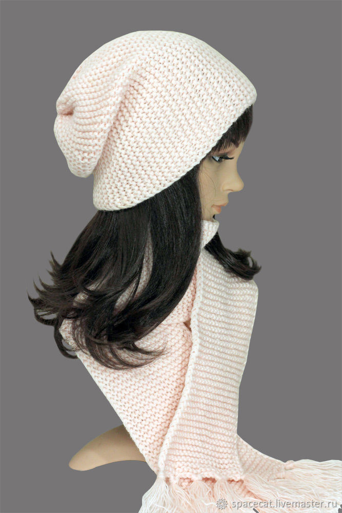 Hooligan hat-stocking knitted – shop online on Livemaster with ... e3c9f440169