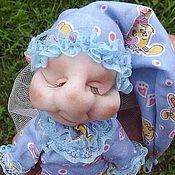 Куклы и игрушки ручной работы. Ярмарка Мастеров - ручная работа маленький сплюшка. Handmade.