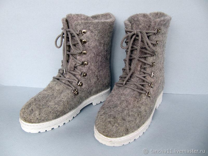 Copy of Women's boots, Boots, Izhevsk,  Фото №1