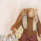Куклы и игрушки ручной работы. Ярмарка Мастеров - ручная работа Заяц Роджер.. Handmade.