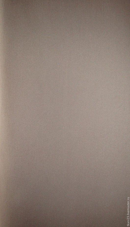 Шитье ручной работы. Ярмарка Мастеров - ручная работа. Купить Атлас стрейч плотный арт.34 КОС-6 (Корея) какао с молоком. Handmade.