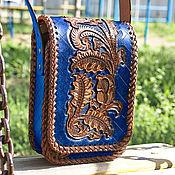 Classic Bag handmade. Livemaster - original item Shoulder bag