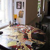 Дизайн и реклама ручной работы. Ярмарка Мастеров - ручная работа Переговорная зона: Дом-музей Эллочки Людоедки. Handmade.