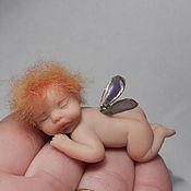 Куклы и игрушки ручной работы. Ярмарка Мастеров - ручная работа Маленький эльфик. Handmade.