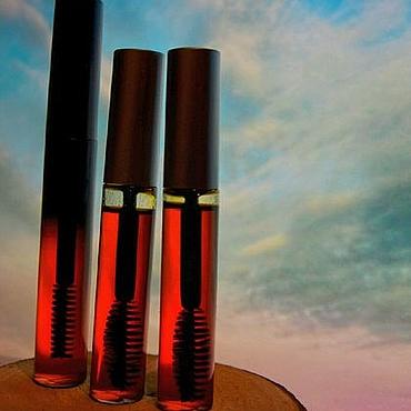 Косметика ручной работы. Ярмарка Мастеров - ручная работа Масло д/красоты, силы,пышности,роста ресниц и бровей. Handmade.