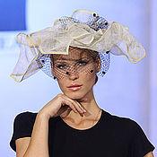 Hats1 handmade. Livemaster - original item Lunaria bride. Handmade.