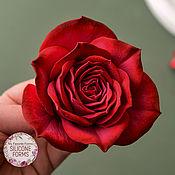 Материалы для творчества handmade. Livemaster - original item Silicone soap mold Rose