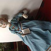 Куклы и игрушки ручной работы. Ярмарка Мастеров - ручная работа Лизонька. Handmade.
