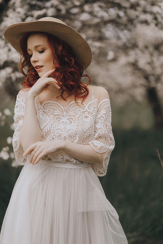 Wedding dress in the style boho, Wedding dresses, Vologda,  Фото №1