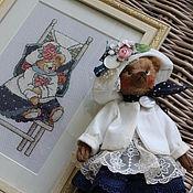 Куклы и игрушки ручной работы. Ярмарка Мастеров - ручная работа Француженка  Элен. Handmade.