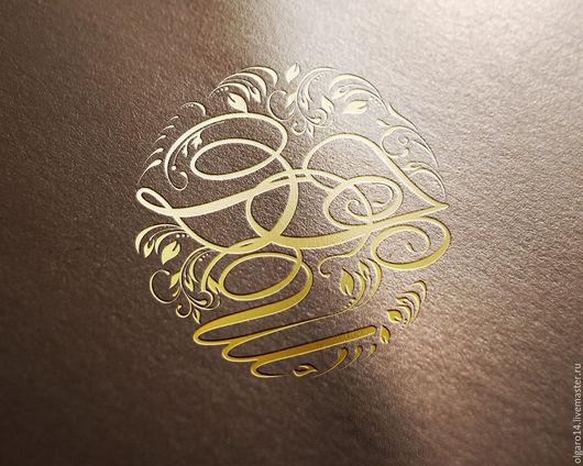 Вензель. Логотип. Монограмма. Фирменный стиль.