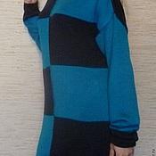 """Одежда ручной работы. Ярмарка Мастеров - ручная работа Джемпер """"Домино"""". Handmade."""
