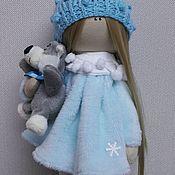Куклы и игрушки ручной работы. Ярмарка Мастеров - ручная работа Интерьерная кукла Гномочка. Handmade.