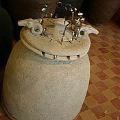 Для дома и интерьера ручной работы. Ярмарка Мастеров - ручная работа Тандыр. Handmade.