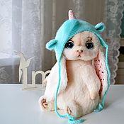 Куклы и игрушки ручной работы. Ярмарка Мастеров - ручная работа крошка Симочка. Handmade.