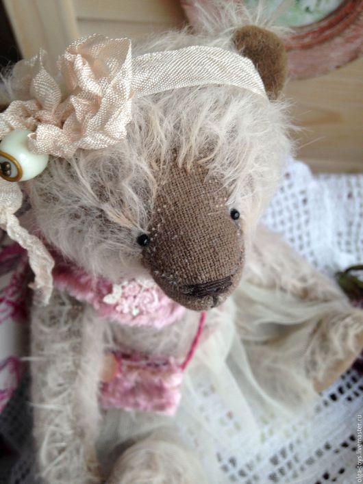 Мишки Тедди ручной работы. Ярмарка Мастеров - ручная работа. Купить Мадам. Handmade. Мишка тедди, мишка в подарок
