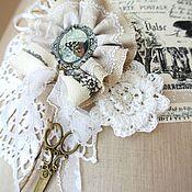 Для дома и интерьера handmade. Livemaster - original item Floor lamp French style lace,Provence,Vintage. Handmade.