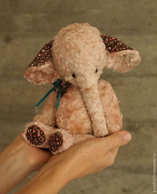 """Мишки Тедди ручной работы. Ярмарка Мастеров - ручная работа. Купить """"Нора"""" - винтажный слоник:). Handmade. Винтаж, слоники"""