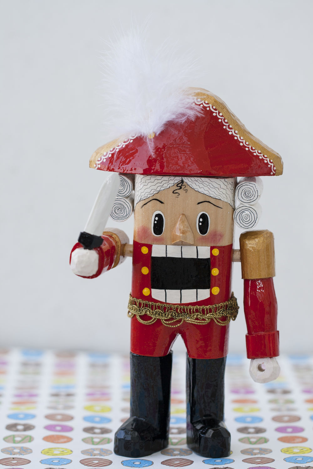Nutcracker wooden to buy a gift for 2019, Toys, Moscow, Фото №1