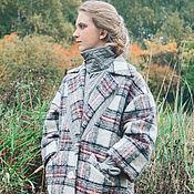 Одежда ручной работы. Ярмарка Мастеров - ручная работа Пальто из лодена. Handmade.