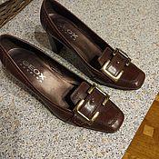 Винтаж ручной работы. Ярмарка Мастеров - ручная работа Туфли от знаменитого бренда Geox Италия. Handmade.