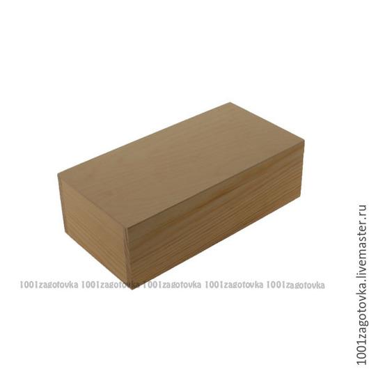 Декупаж и роспись ручной работы. Ярмарка Мастеров - ручная работа. Купить 701-7 Заготовка коробки из дерева для декупажа. Handmade.
