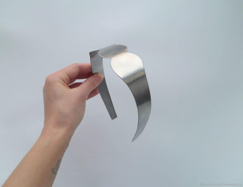 """""""Самина"""" основа для фигурного ободка, 3.8 см, Аксессуары для вышивки, Тюмень,  Фото №1"""