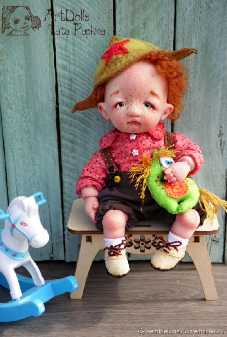 Мальчик маленький, Куклы и пупсы, Аксай,  Фото №1