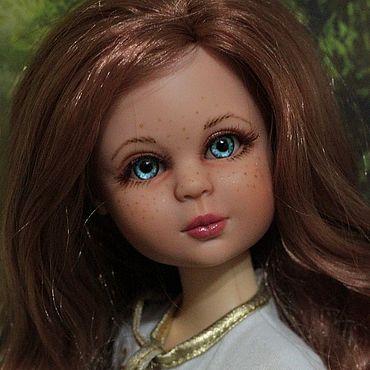 Куклы и игрушки ручной работы. Ярмарка Мастеров - ручная работа Шарнирная кукла Найя (ООАК Vidal Rojas). Handmade.