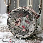 Сумки и аксессуары handmade. Livemaster - original item Round bag