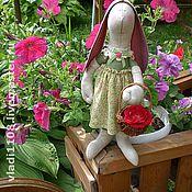 Куклы и игрушки ручной работы. Ярмарка Мастеров - ручная работа Зайчиха Розмари. Handmade.