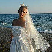 Свадебный салон handmade. Livemaster - original item wedding veil