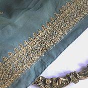 Материалы для творчества handmade. Livemaster - original item Piece of antique fabric No. №922. Handmade.