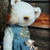Куклы и игрушки ручной работы. Ярмарка Мастеров - ручная работа Мишка Мэри Блю. Handmade.