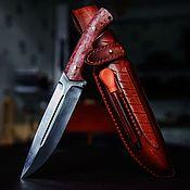 Сувениры и подарки handmade. Livemaster - original item Handmade hunting knife