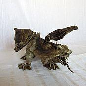 Для дома и интерьера ручной работы. Ярмарка Мастеров - ручная работа Дракон. Handmade.