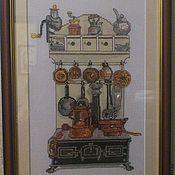 Картины и панно ручной работы. Ярмарка Мастеров - ручная работа Кухня. Handmade.