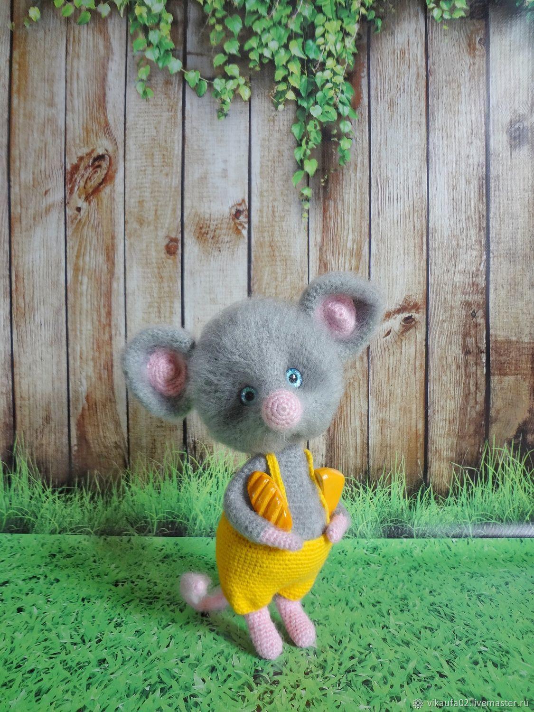 Серый мышь, Игрушки, Уфа, Фото №1