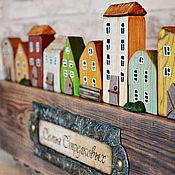 Для дома и интерьера ручной работы. Ярмарка Мастеров - ручная работа Семейный календарь с вашей фамилией.. Handmade.