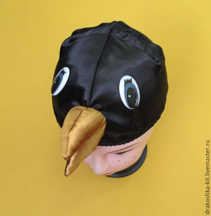 Как сделать маску ласточки своими руками 39