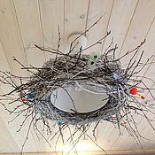 Люстры ручной работы. Ярмарка Мастеров - ручная работа Гнездо рыбака. Handmade.