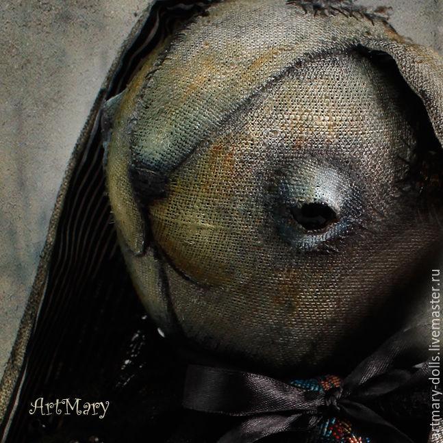 Мишки Тедди ручной работы. Ярмарка Мастеров - ручная работа. Купить Мойра. Handmade. Подарок, авторская кукла, armary