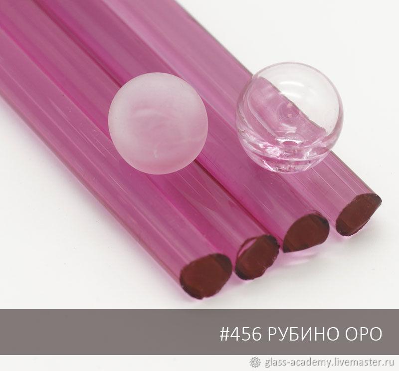 Moretti #456 Рубино оро. Стекло для lampwork, Мини-комоды, Москва, Фото №1