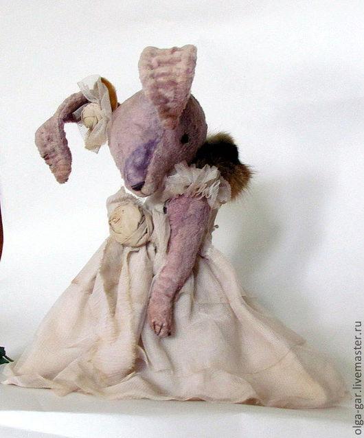 Мишки Тедди ручной работы. Ярмарка Мастеров - ручная работа. Купить Лизонька ..... Handmade. Бледно-розовый, подарок на любой случай